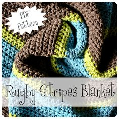Cool Free Crochet Baby Blanket Patterns images.