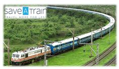 IRCTC Bharat Darshan Special Tourist Train Railway Catering and Tourism Corp. has introduced a special offer for those interested in tourism. Train Ticket Booking, Train Tickets, Train Info, By Train, Train Art, New Travel, Train Travel, Travel Trip, Indian Railway Train