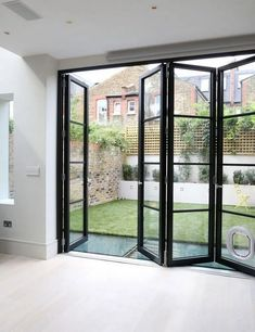Decor: Alluring Lowes Patio Doors For Home Exterior Design . French Doors UPVC French Doors From Clearview Home . Home and Family Balcony Doors, Sliding Patio Doors, Sliding Glass Doors, Exterior Folding Doors, Bi Fold Doors, Exterior Patio Doors, Glass Garage Door, The Doors, Windows And Doors