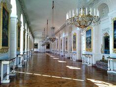 Grand Trianon - galerie de Cotelle