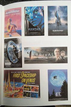 Voorbeelden van bestaande films in science fiction