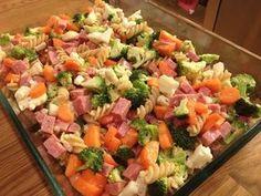 Healthy dinner that everyone likes! Veggie Recipes, Dinner Recipes, Healthy Recipes, Clean Eating Recipes, Cooking Recipes, Norway Food, Norwegian Food, Fish Dinner, Healthy Food List