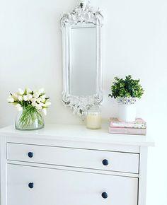 La Villa Blanche - French mirror
