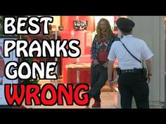 Top 10 PRANKS GONE WRONG EVER!!! - http://positivelifemagazine.com/top-10-pranks-gone-wrong-ever/