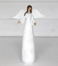 Anděl bílá křídla