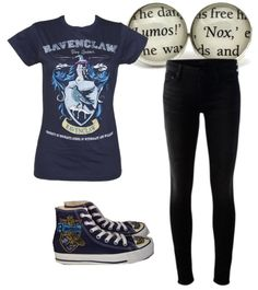 Harry Potter Ravenclaw outfit