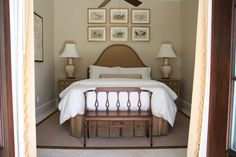 Ideal guestroom