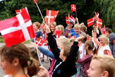 Første skoledag i Gadevang