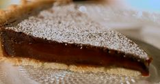 Mary Berry Chocolate Fondant Tart Recipe for a dinner party on Mary Berry Cooks