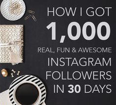 Believe it or not, Instagram is more than just a place for pretty pictures. It's a place for connecting, sharing stories, and sharing tips and tricks. It's also a place to find your tribe and create deep meaningful connections to them. And, get this, you can grow your Instagram account in as little as 60…