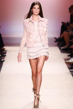 Isabel Marant Spring 2014 Ready-to-Wear Fashion Show - Elodia Prieto (SILENT)