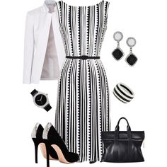 """Workin' for a livin'"" by borntoread on Polyvore"