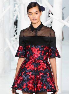 Delpozo Fall 2015 at Moda Operandi