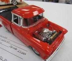 Chevy Pickup.