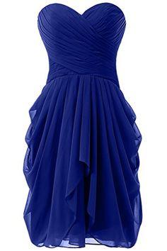 Dressy New Star Women's Chiffon Bridesmaid Dress Short Ho... https://www.amazon.com/dp/B012V1JAOW/ref=cm_sw_r_pi_dp_91kAxbXV4CV3P