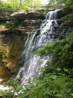 Cuyahoga Valley National Park, The second stop in the tour of national parks http://www.nps.gov/cuva/index.htm