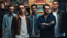In The Middle: an Interview with Deaf Havana
