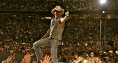 """After a year making The Big Revival, his 13th #1 Country Album debut, Kenny Chesney is ready to get back to the fans. With the multiple week #1 """"American Kids"""" and """"Til Its Gone"""" currently sitting ..."""