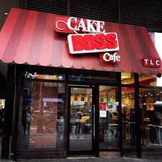 Direto do show de TV para a vida real!! Em NY é possível provar das delícias do confeiteiro Buddy Valastro em uma loja perto da Times Square.