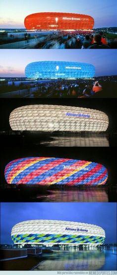 Allianz Arena | Munich, German and Bayern