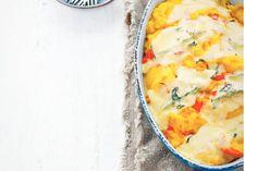 Pompoen-kaasschotel - Recept - Allerhande