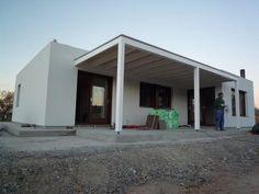 Casa modular ecológica Blochouse en Ibiza