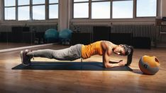 Planking Power – That's how long you have to hold the exercise - Fitness Workout Best Lower Ab Exercises, Killer Ab Workouts, Great Ab Workouts, Fast Workouts, Abdominal Exercises, Fitness Workouts, Fitness Mat, Belly Exercises, Abdominal Workout
