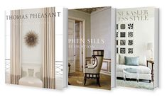 Well-Read: 3 New Decorating Books on Design Legends
