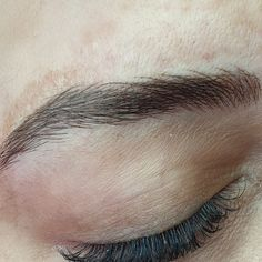 Hair imitation to perfect your eyebrows in the most natural way possible  NO pain NO blood NO swelling  . . . #alesya_spmu #hairimitation #semipermanentmakeup #spmu #micropigmentation #permanentmakeup #lebanon #eyebrows #eyebrowstattoo #tattooeyebrows #luxury #beirut #lebanon
