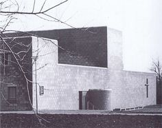 Aldo van Eyck > Roman Catholic Church. The Hague, 1964-69