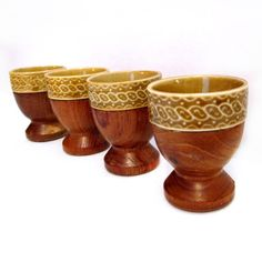 Vintage Egg Cups (I have this set)