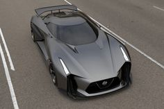 Nissan Concept 2020 Vision Gran Turismo #car #concept #nissan