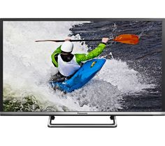 "PANASONIC  VIERA TX-32DS500B Smart 32"" LED TV Price: £ 279.00 - Never miss a show with Smart TV apps - Use the TV as a giant screen for your tablet device with screen mirroring - Swipe menus using your smartphone with the VIERA Remote App - Keep your favourite stuff in one place thanks to the customisable homescreen Never miss a show Smart catch up TV apps such as BBC iPlayer, ITV Player and..."