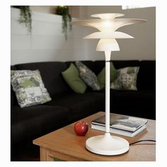B4288 Picasso pöytävalaisin Ø350mm Decor, Home Decor, Lamp, Home