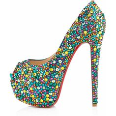 Christian Louboutin shoes LOVE DREAM SHOES!!!