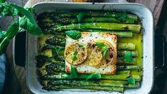 Copyright: Jenni Häyrinen/Liemessä. Asparagus, Feta, Zucchini, Jenni, Vegetables, Cooking, Kitchen, Studs, Vegetable Recipes