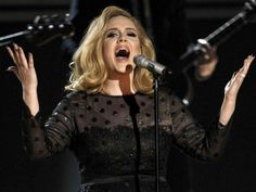 ¡Vuelve Adele!    La cantante confirmó que se presentará en los premios Grammy el 10 de febrero http://www.kienyke.com/confidencias/vuelve-adele/