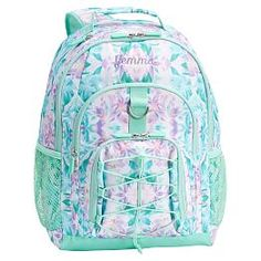 77f5bbe00a21c Gear-Up Kaleidoscope Floral Backpack Polka Dot Backpack