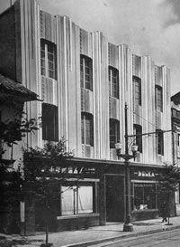BLAA 50 años · Una biblioteca que crece con su público Multi Story Building, Museums