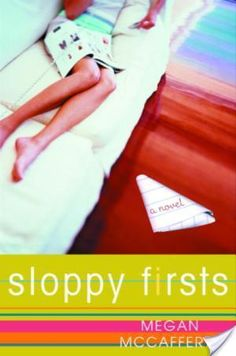 Retro Friday Review: Sloppy Firsts by Megan McCafferty