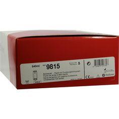 INCARE Beinbtl.rapid medium 540 ml 9815:   Packungsinhalt: 5X540 ml Beutel PZN: 03301245 Hersteller: Hollister Incorporated Preis: 54,05…