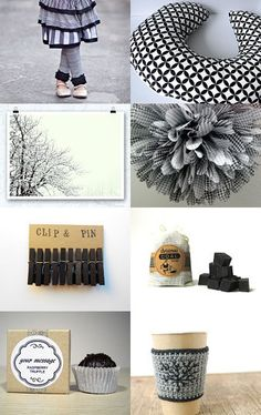 tons of great gift ideas here, all from Portland, OR! --Pinned with TreasuryPin.com