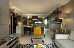 Projeto Juliana Pippi l @julianapippi  #arte #apartamento #sala #integração #sacada #varanda #espelho #reforma #reformar #reformando #ap #apto #meuap #cozinha #sofa #mesa #look #lookdodia #amo #amei #arquitetura #amor #amando #apaixonada #apaixonado #morar #casar #casando