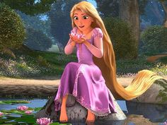 I got: You are Rapunzel! Which Disney Princess Are You Based On Your Birthday?