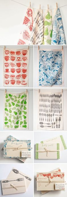 Love these patterns and ideas