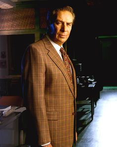Jerry Orbach as Lenny Brisco, Law and Order Benson And Stabler, Chris Noth, Dianne Wiest, Law And Order, Ensemble Cast, Famous, Paul Sorvino, Richard Brook, Carey Lowell