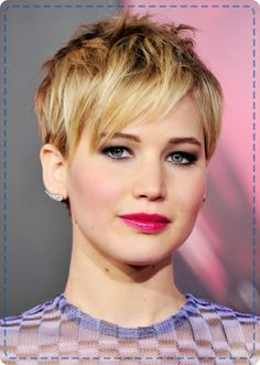 jennifer lawrence haircut - Google Search