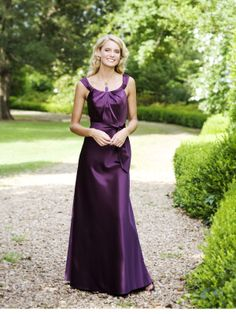 beautiful dress with beautiful color!