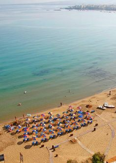 Chrissi Akti beach lies only 4 km from Chania town center in Crete