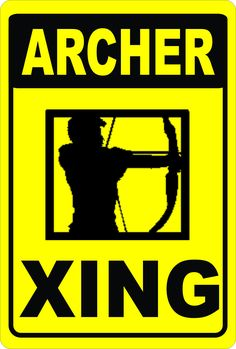 Now Available at Signs by Salagraphics  Arching Xing Cros... http://salagraphics.com/products/arching-xing-crossing-sign?utm_campaign=social_autopilot&utm_source=pin&utm_medium=pin Great Deals on Signs and Decals